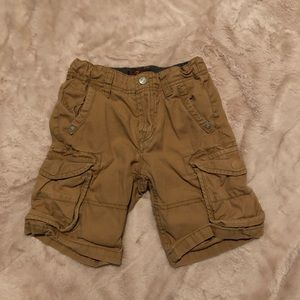 7 for all mankind cargo shorts